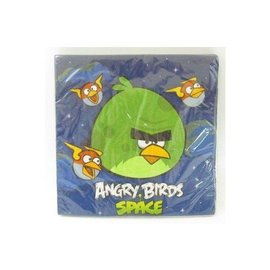 Napkin-LN-Angry Bird-16pk - Discontinued