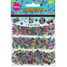 Confetti-  Totally 80's-1.2oz
