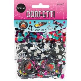 Confetti- 50's Rock-1.2oz