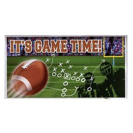 Banner-Large-Foot Ball-Plastic