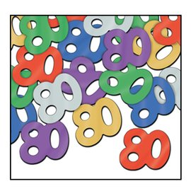 Confetti-80th Birthday Mix-14g