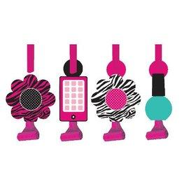 Blowouts-Pink Zebra Boutique-8pkg