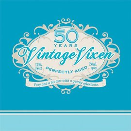 Napkins-BEV-Vintage Vixen 50th-16pkg-3ply