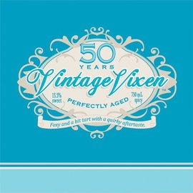 Napkins-LN-Vintage Vixen 50th-16pkg-3ply