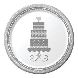 Plates-BEV-Forever Sweet-8pkg-Paper (Discontinued)