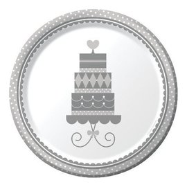 Plates-LN-Forever Sweet-8pkg-Paper (Discontinued)