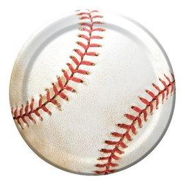 Plates-BEV-Baseball Fanatic-8pkg-Paper