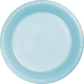Plates-LN-Pastel Blue-20pkg-Paper