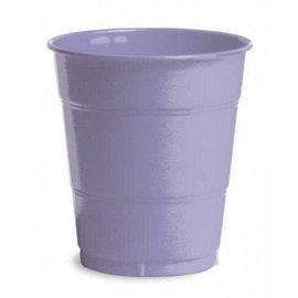 Plastic Cups-Luscious Lavender-20pkg-12oz