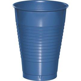 Plastic Cups-True Blue-20pkg-12oz