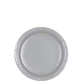 Plates-Bev-Silver-20pk-Paper