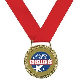 Award Medal- Award Of Excellence