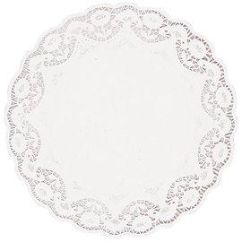 Doilies-Round-White-16.5''-8pk