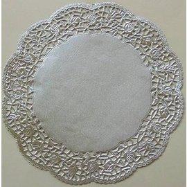 Doilies-Silver-Round-16.5''-3pk