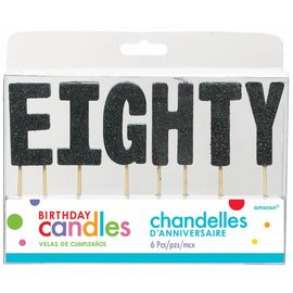 Candles-Eighty