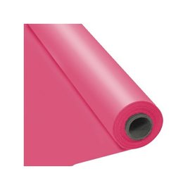 Tablecover Roll-Magenta-100Ft-Plastic