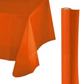 Tablecover Roll-Orange Peel-100Ft-Plastic