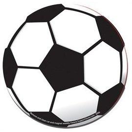 Car magnet-Soccer-18cm x11cm