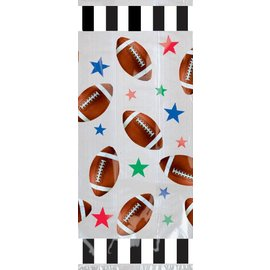 Loot Bags-Foot Ball-20pk