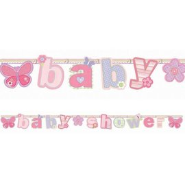 Banner-Carter's Baby Girl-7.1ft