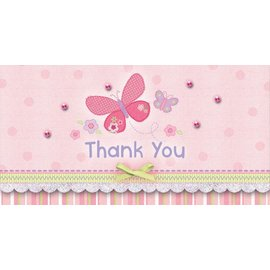 Thank You-Carter's Baby Girl-8pk