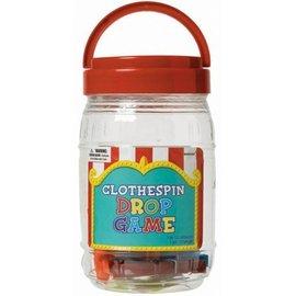 Clothespin Drop Game -13pk