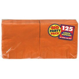 Napkins-LN-Orange Peel-Value/125pk