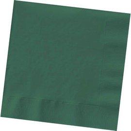 Napkins-BEV-Forest Green-50pk-2Ply