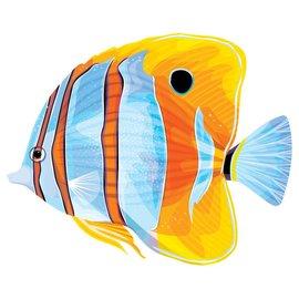 Fish Cutouts-Summer Luau