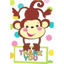 Thank You Cards-Fisher price Baby-8pk