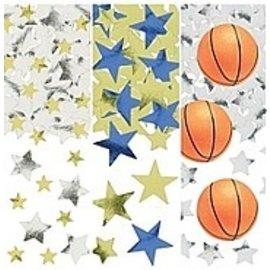 Confetti- Basket Ball-1.2oz