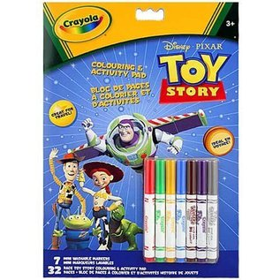 Activity book-Toy Story (Discontinued)