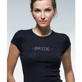Iron Ons T-Shirt Accessory- Bride- 1pc