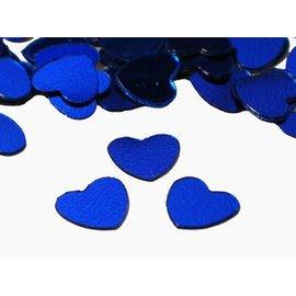 Confetti- Blue Hearts-0.5oz
