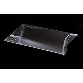 Favor Boxes- Clear- 10pk