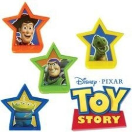 Cake topper-Toy story-8pk (Discontinued)