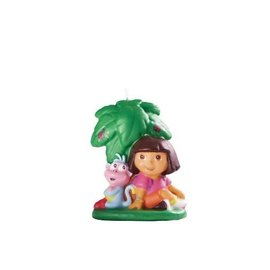 Candle-Dora the Explorer-3D