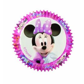 "Baking Cups-Minnie Mouse-50pkg-2"""