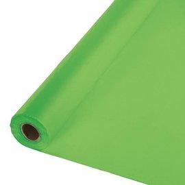 Table Roll-Citrus Green-100ft-Plastic