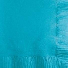 Napkins-BEV-Bermuda Blue-50pkg-2ply