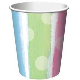 Paper Cups-Baby Clothes-8pkg-9oz