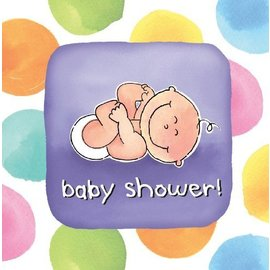 Napkins-LN-Baby Me-16pkg-2ply - Discontinued