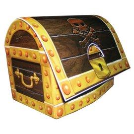 """Centerpiece-3D-Pirate Buried Treasure-1pkg-9.25"""""""