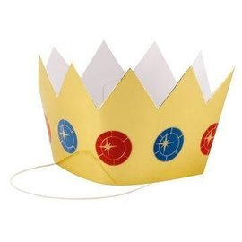 Crowns-Foil-Valiant Knight-6pkg