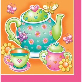 Napkins-BEV-Tea Party-16pkg-2ply (Discontinued)