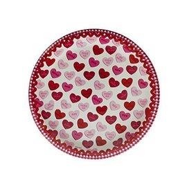 Plates BEV- Sweet Greeting -8pk-Paper