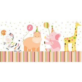 Tablecover-Rectangle-Sweet At One Girl-Plastic - Discontinued