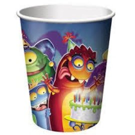 Cups-Monster Mania - Discontinued