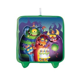 Candle-Monster Mania-2'' (Discontinued)