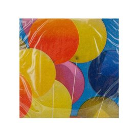 Napkins-BEV-Balloons-18pkg-2ply - Discontinued